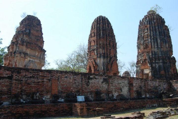 Temples of Ayutthaya