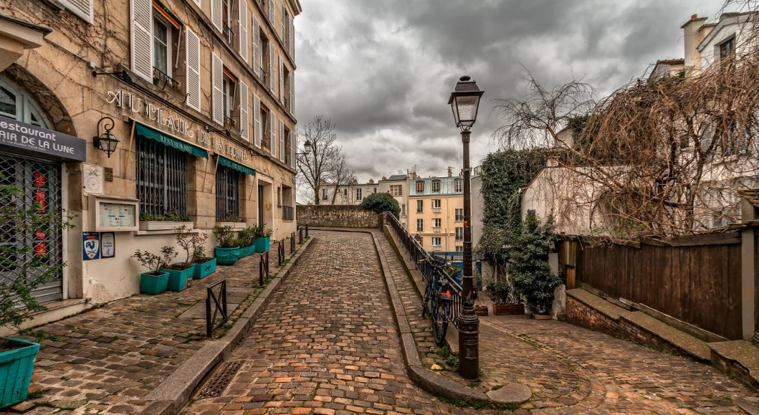 Airbnbs in Paris