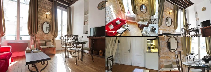Airbnbs in Paris France Marais Pictures