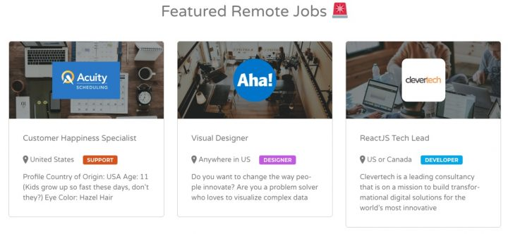 how to find remote work with jobspresso