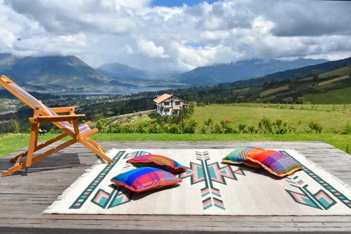 travel to ecuador airbnb