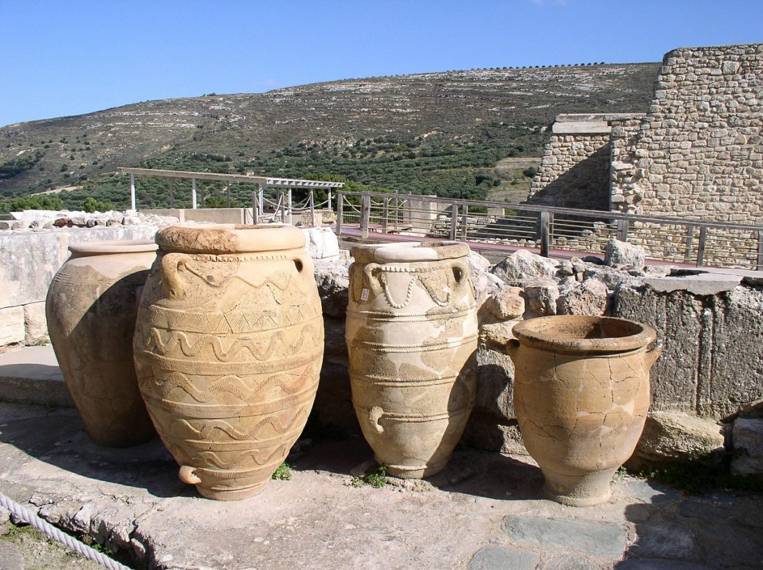 things to do in greece visit knossos