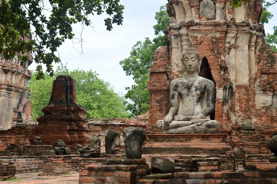 travel guide to ayutthaya historical park