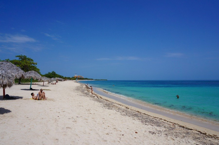 playa ancon cuba is one of the best beaches in the caribbean
