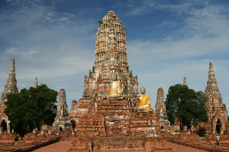 guide to visiting ayutthaya historical park and temples