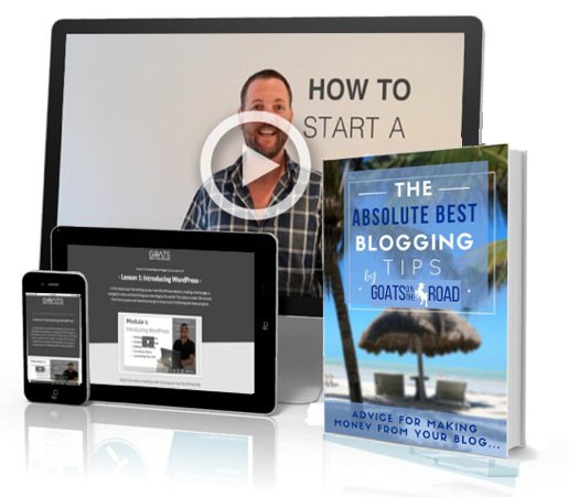 become successful blogger course
