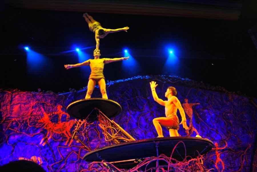 Beijing Acrobats. if youre wondering what to do in beijing, dont miss this show!