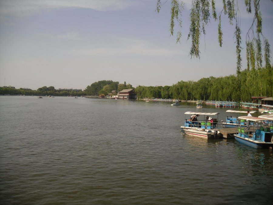 Beijing Lakes