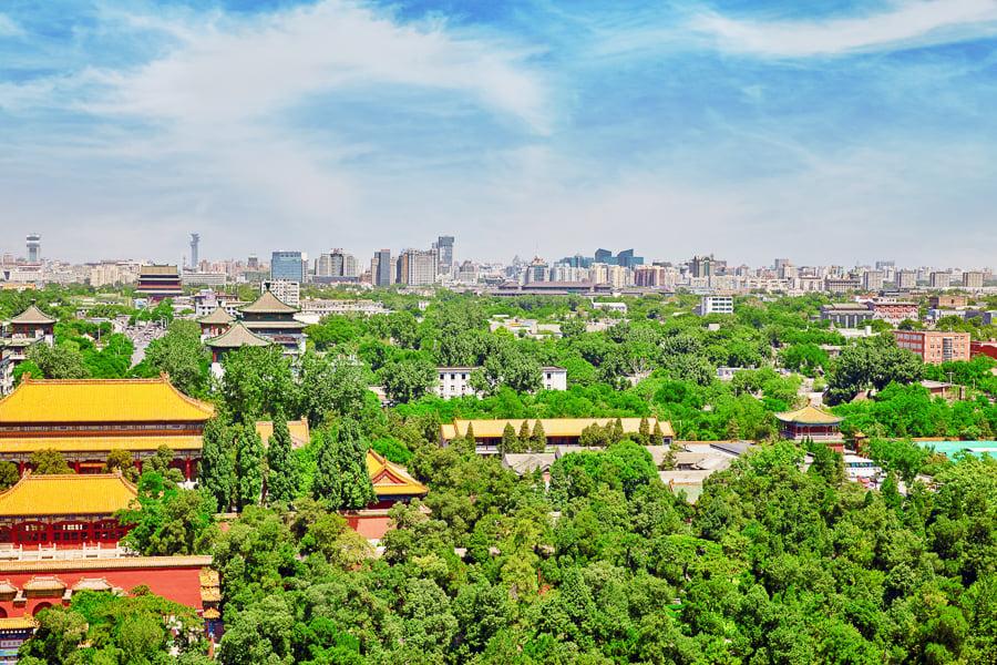 Beijing Jingshan Park