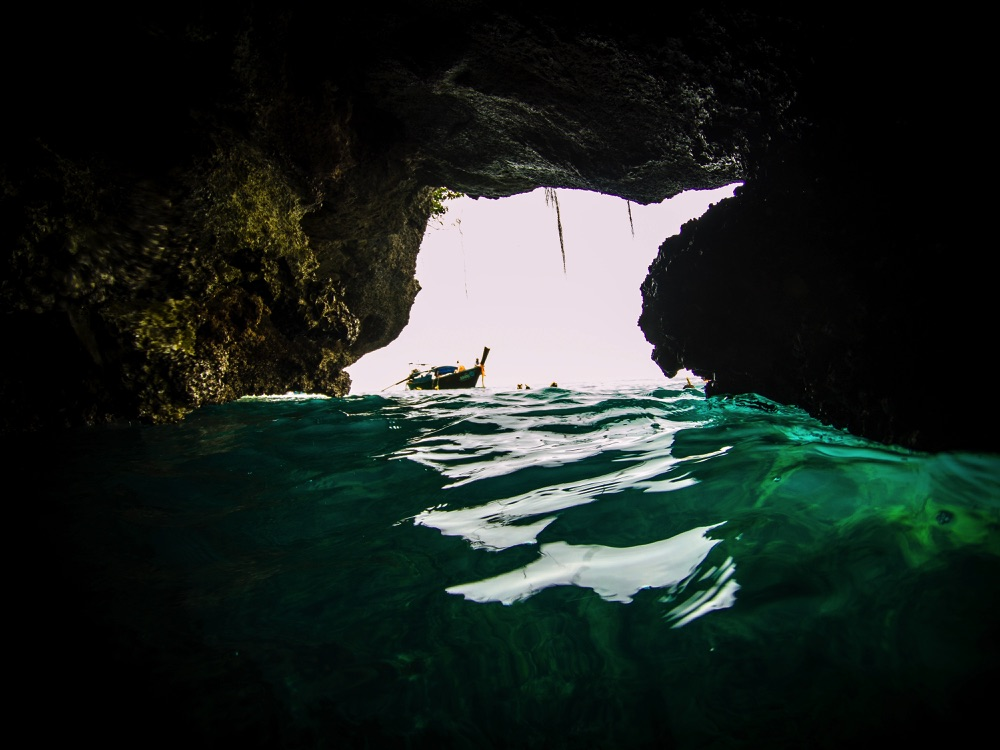 koh lanta emerald cave