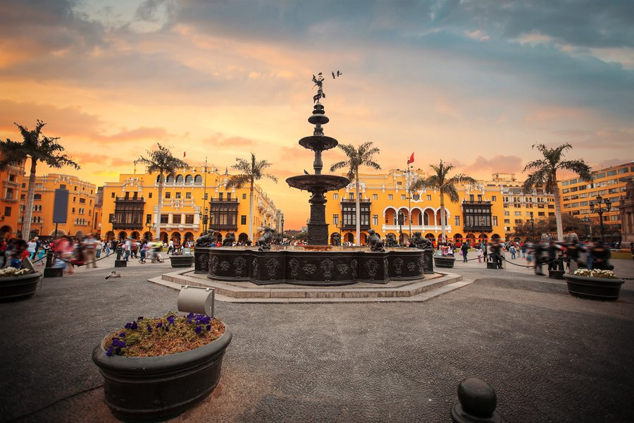 explore lima's main plaza one of the top things to do in lima