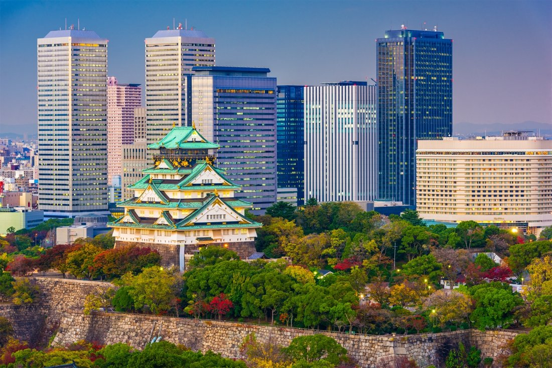 what is the cost of living in japan in osaka
