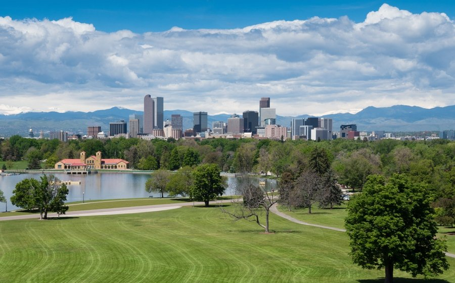 city parks are one of the best things to do in denver