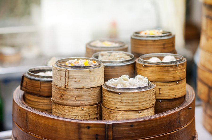 eating dim sum is one of the top things to do in hong kong