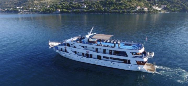 MS Splendid Croatia Cruise