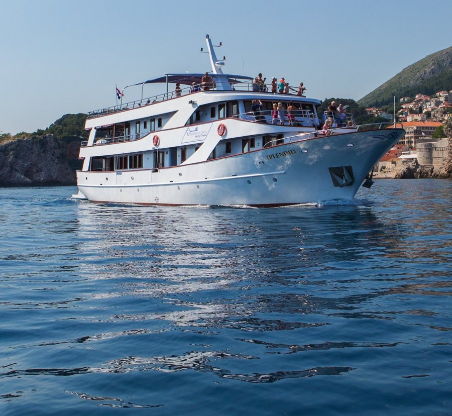Croatia Cruises Aboard MS Splendid