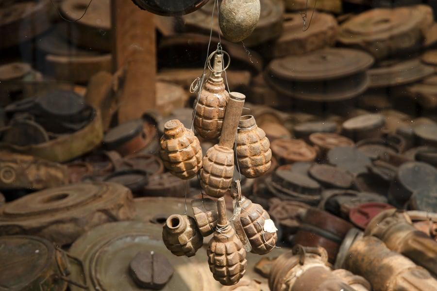 landmine museum in siem reap_