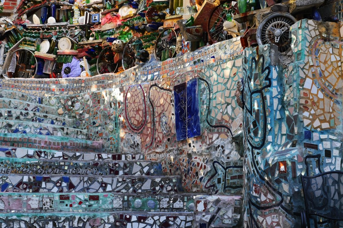 magic gardens philadelphia attractions