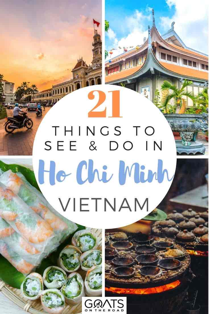 21 Fun Things To Do in Ho Chi Minh - Goats On The Road