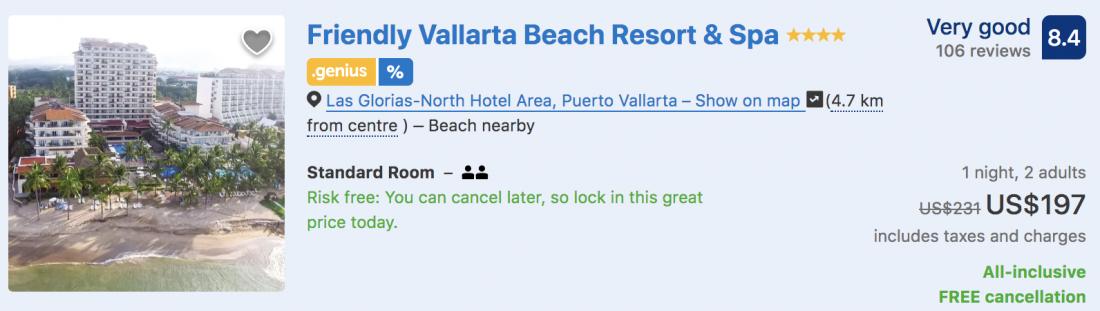 best puerto vallarta all inclusive resorts