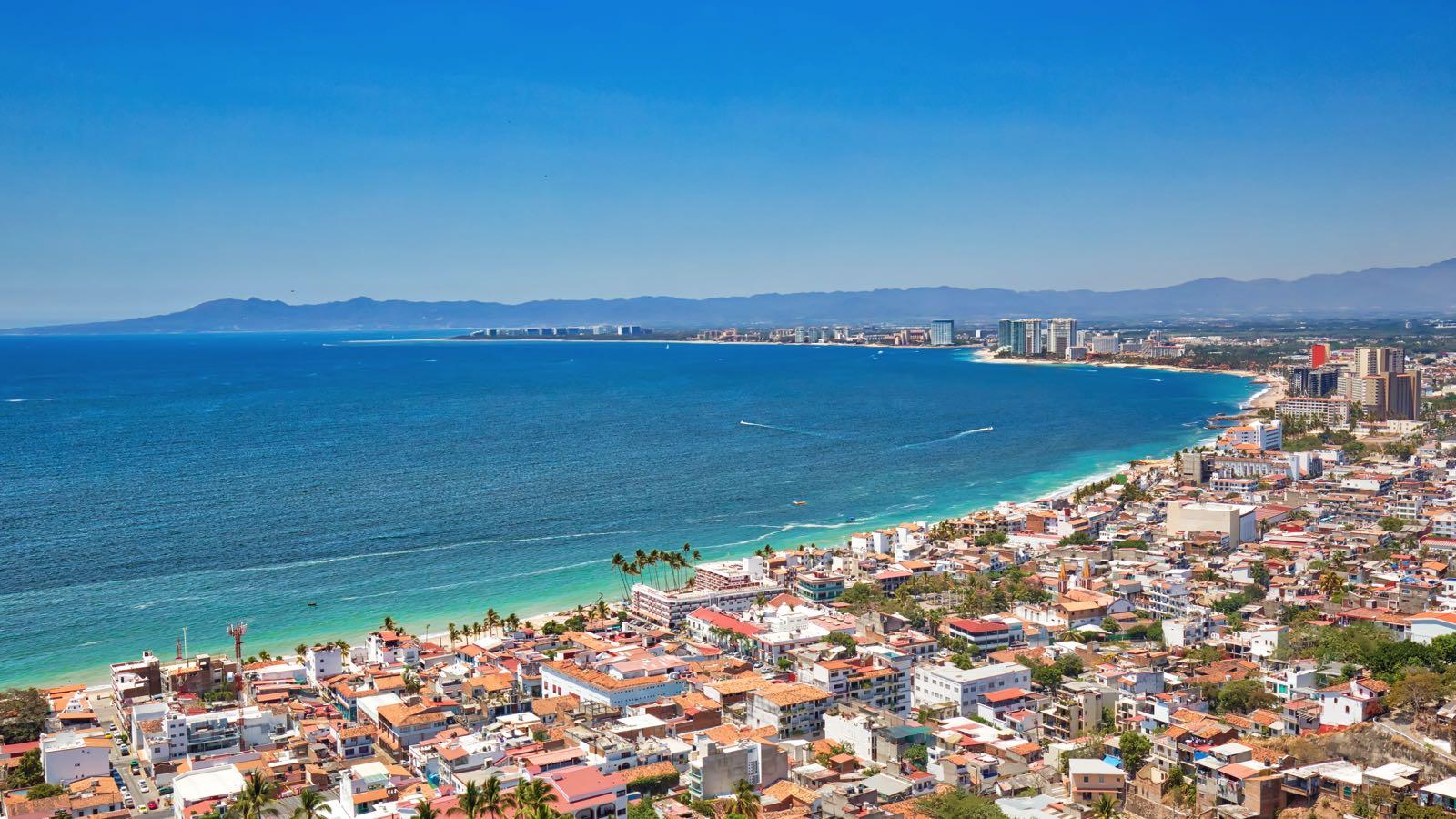 things to do in puerto vallarta visit the beach
