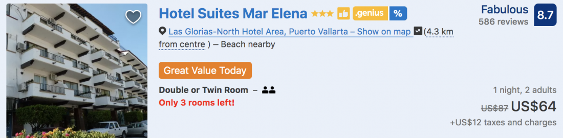 best puerto vallarta hotels in the hotel zone
