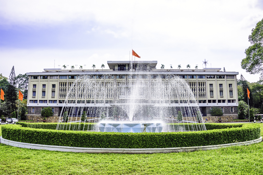 independence palace is one of the best ho chi minh attractions
