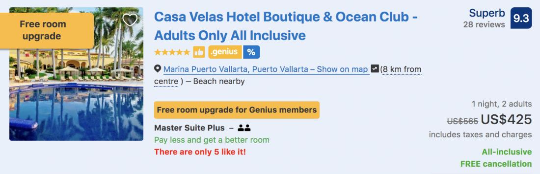 best puerto vallarta hotels