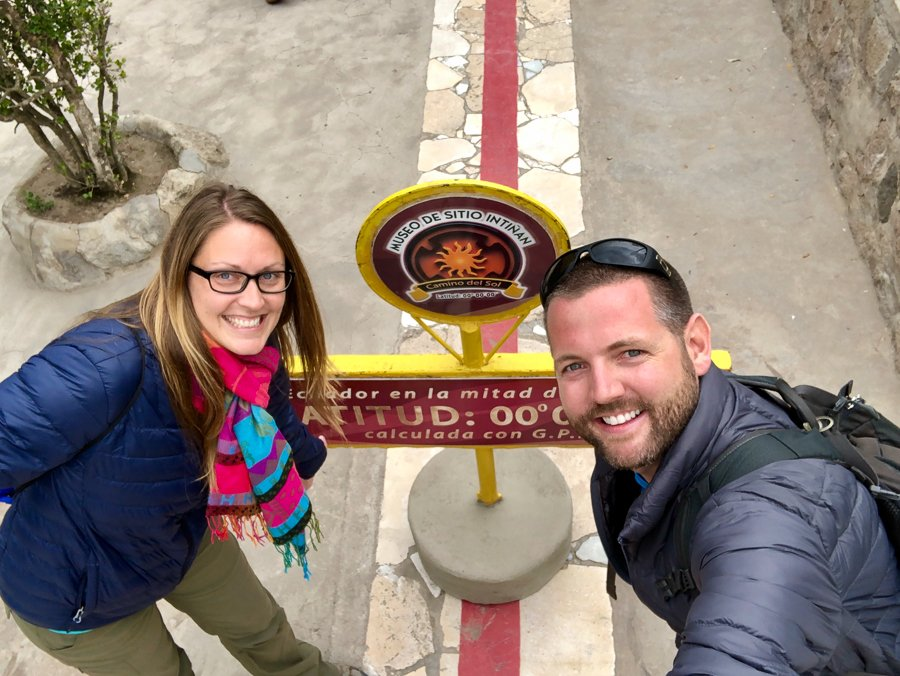 day trips from quito to visit the equator