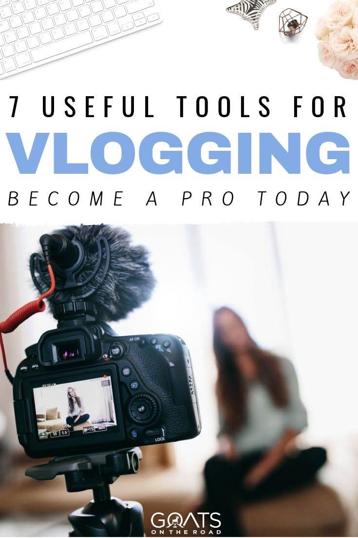 video camera with text overlay 7 useful tools for vlogging