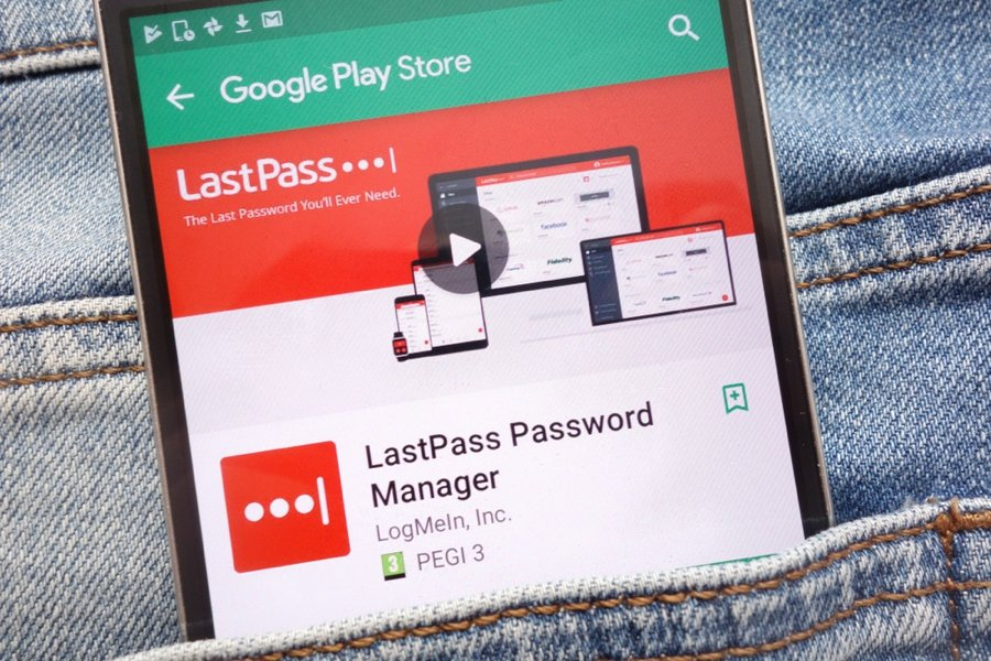 LastPass Secure Productivity Apps