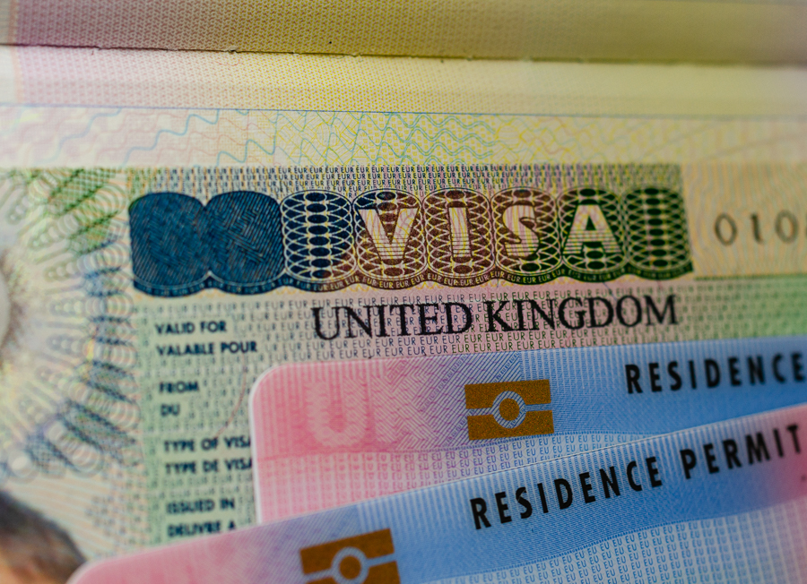 applying for the tier 5 visa in the UK