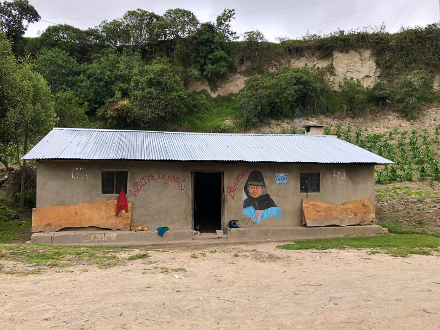 art for sale on quilotoa loo