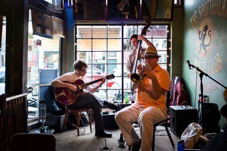 best new orleans bars live music