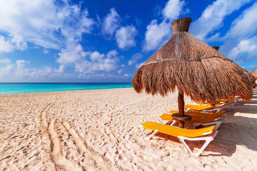 best beaches in playa del carmen