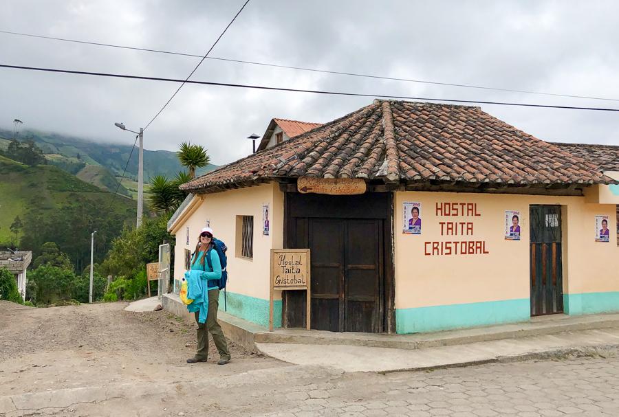 hostel taita cristobal in isinlivi quilotoa loop