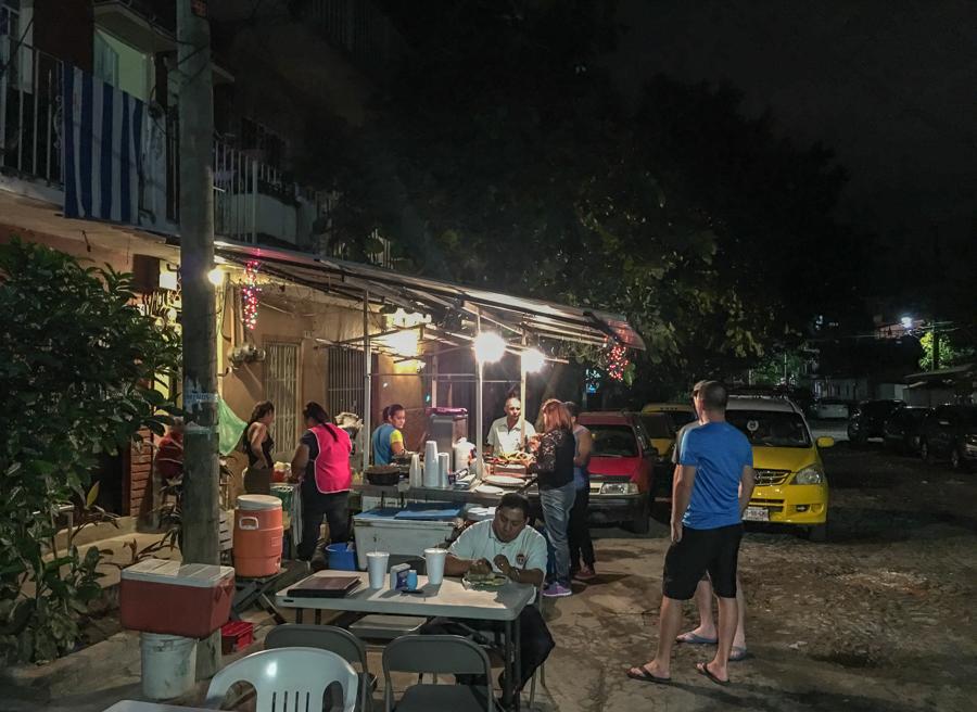 mexican food in 5 de diciembre puerto vallarta