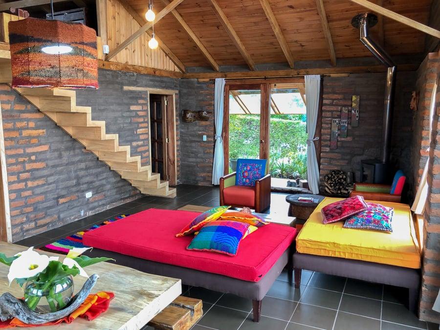 where to stay in otavalo ecuador