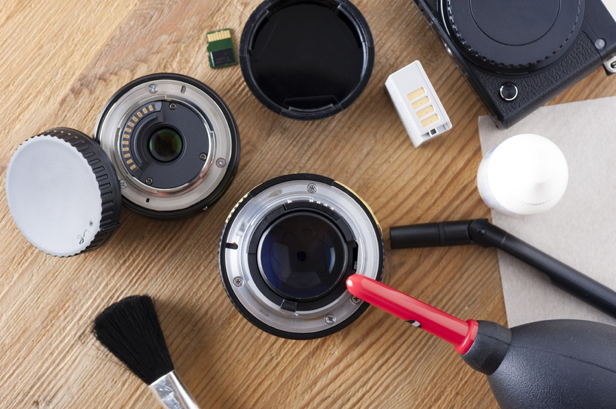 Camera Repair and Cleaning Kit