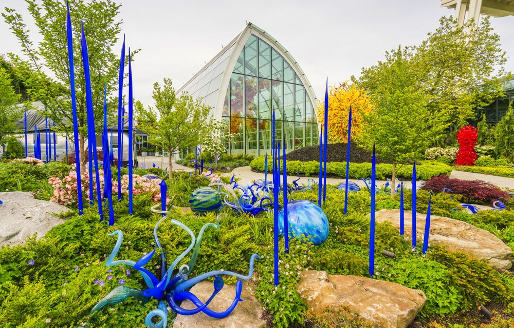 Chihuly garden seattle attractions