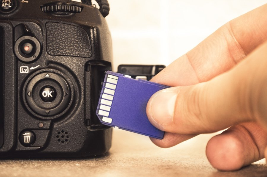 SD Cards For Travellers