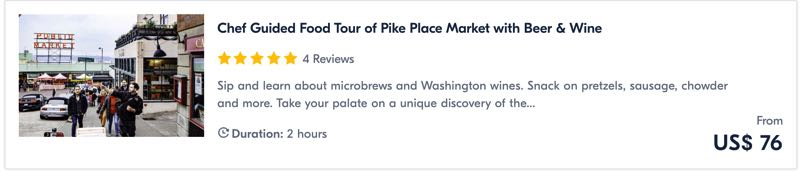 seattle food tour