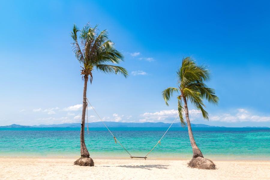 best beaches in koh samui