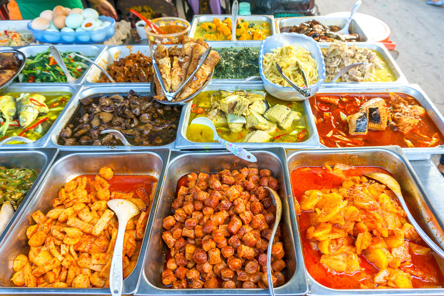 eating is one of the best things to do in kuala lumpur