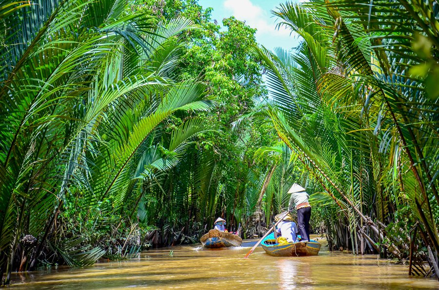 what to do in vietnam visit the mekong delta