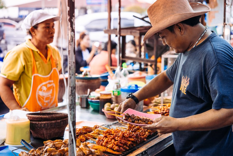 night markets top attractions in koh samui