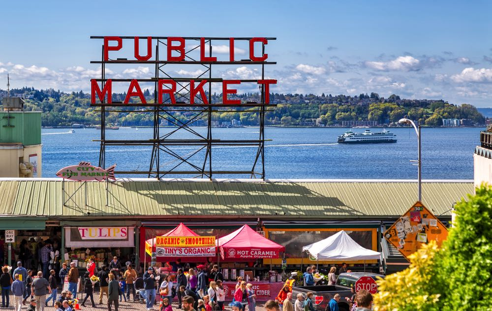 pike place marché choses à faire à seattle