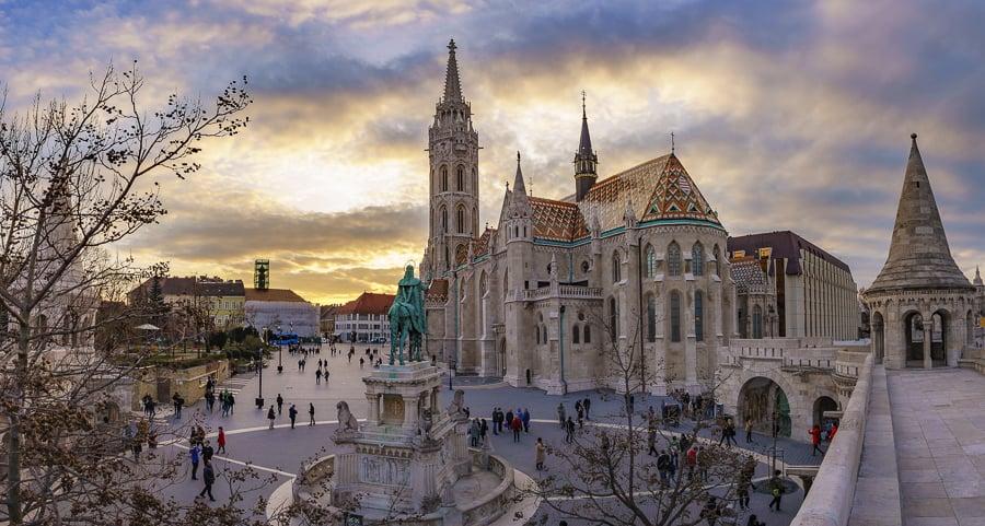 Basilique Saint-Étienne à Budapest