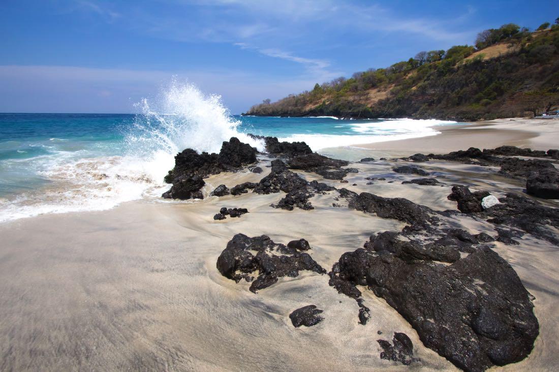 Pasir Putih virgin beach bali