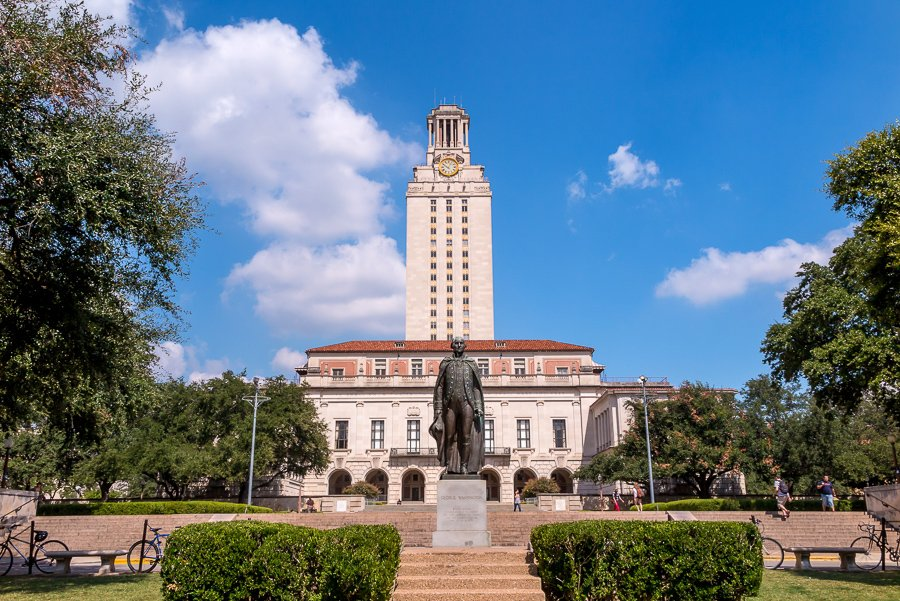 university of texas things to do in austin